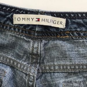 Tommy Hilfiger blue jeans size 6